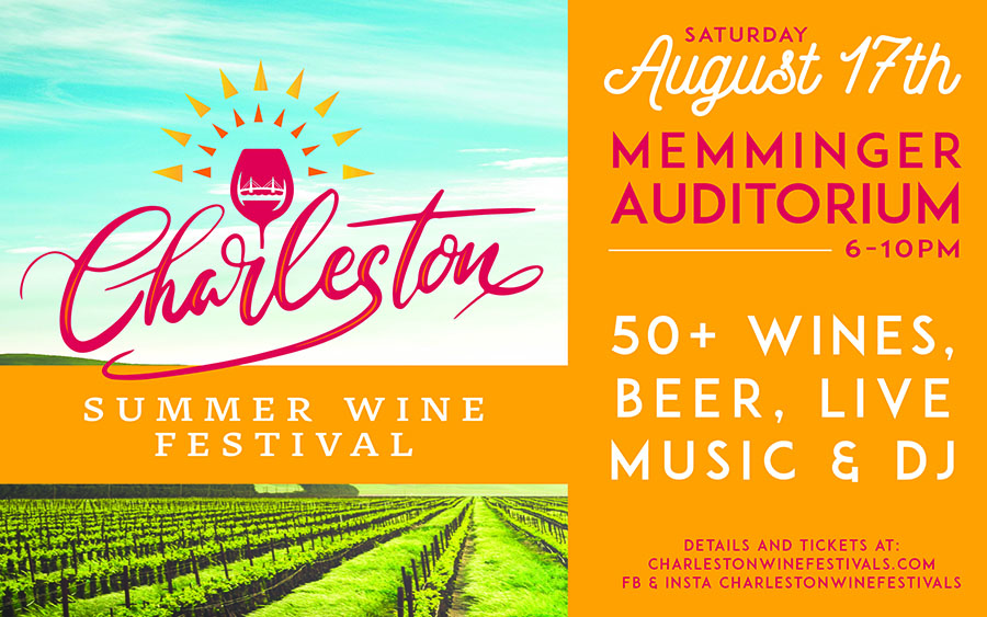 Charleston Summer Wine Fest Information