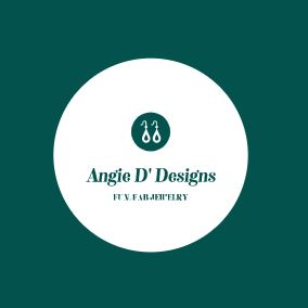 Angie D Designs Logo