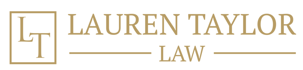 LaurenTaylorLaw logo